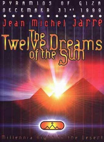 Jean Michel Jarre - The 12 Dreams Of The Sun (1999)